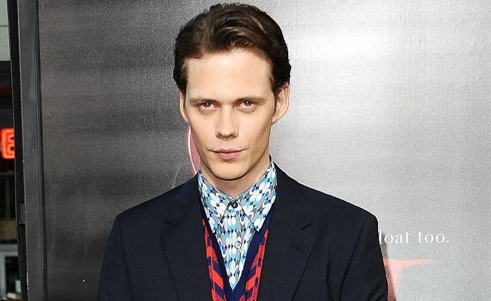 Bill Skarsgård Height, Weight, Age, Wiki, Biography, Net Worth, Facts - Bill Skarsgrd