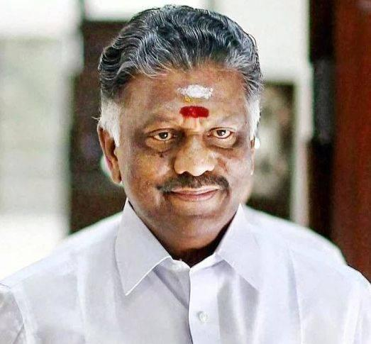 O. Panneerselvam Height, Weight, Age, Biography, Wiki, Wife, Family - O. Panneerselvam