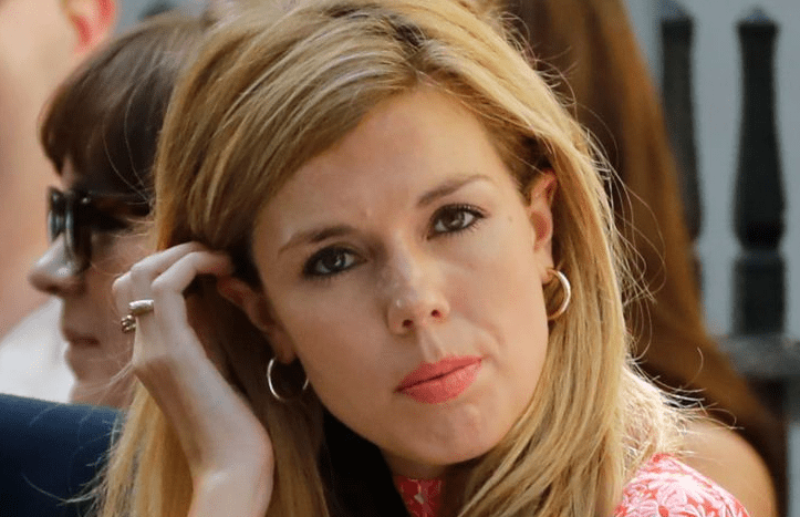 Carrie Symonds Biography, Age, Height, Fiance, Net Worth - Carrie Symonds Biography