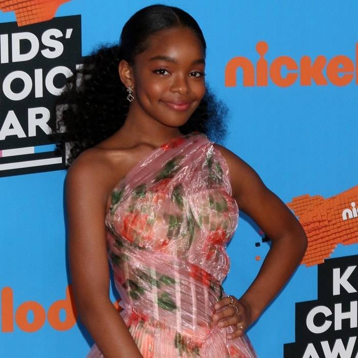 Marsai Martin Biography, Height, Weight, Age, Size, Family, Affair - Marsai Martin Biography Height Weight Age Size Family Affair