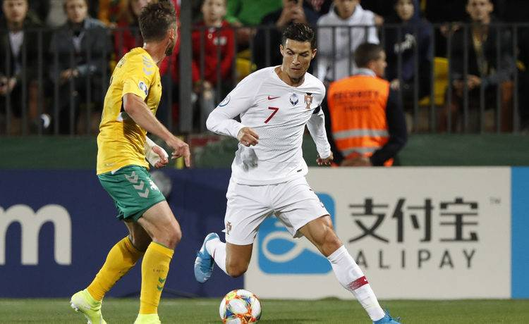 Cristiano Ronaldo Becomes European Championship Qualifier All-Time Highest Goalscorer - Cristiano Ronaldo Becomes European Championship Qualifier All Time Highest Goalscorer