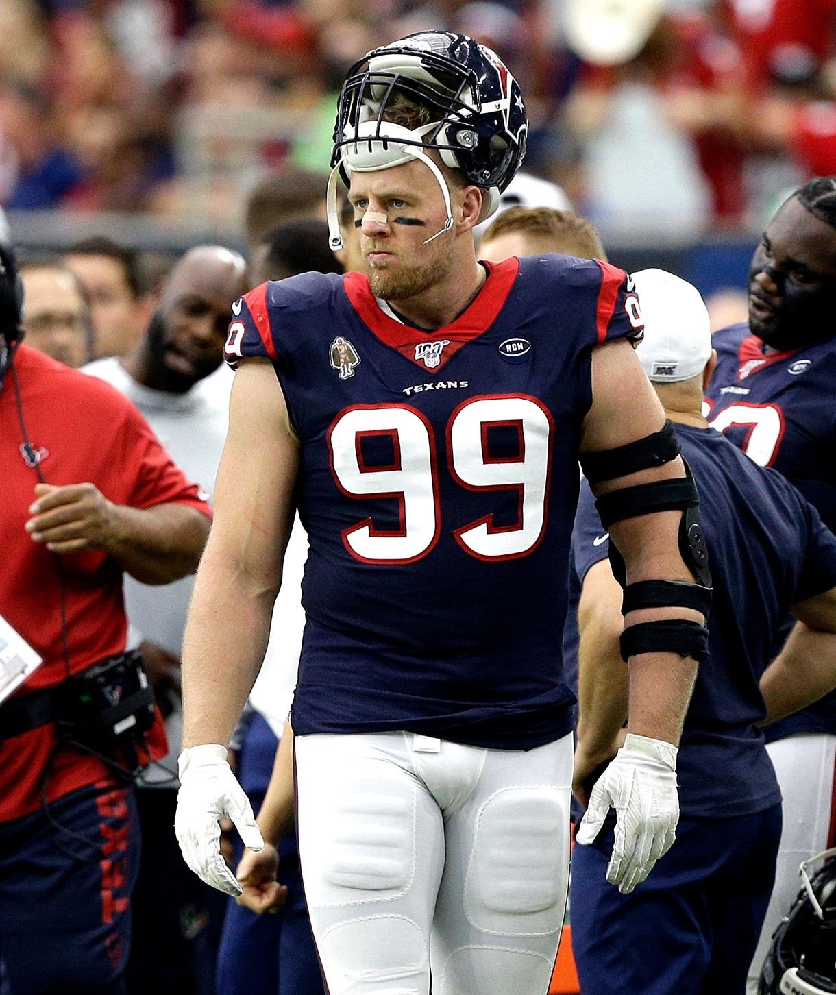 """JJ Watt position """"data-caption ="""" JJ Watt of the Houston Texans. """"data-source ="""" @ people"""