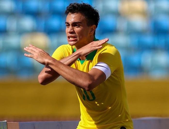 "Reinier Stats ""data-caption ="" Reinier represents Brazil. ""Data-source ="" Instagram@reinier.jesus"