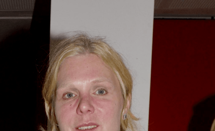 Sophie de Stempel (wife of Ian Holm)