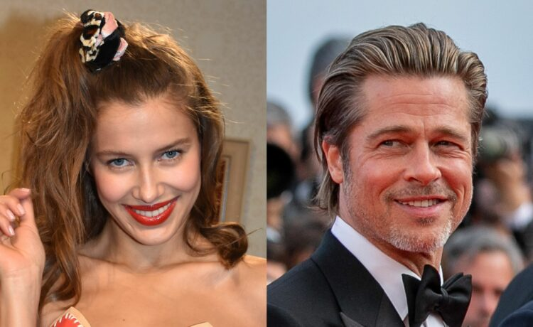 Brad Pitt Girlfriend Nicole Poturalski Age, Wiki, Instagram, Photos - Brad Pitt Girlfriend Nicole Poturalski