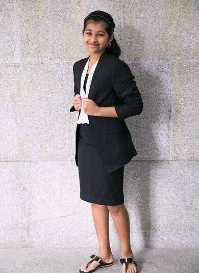 Divya Saasha Photo -- vijay daughter