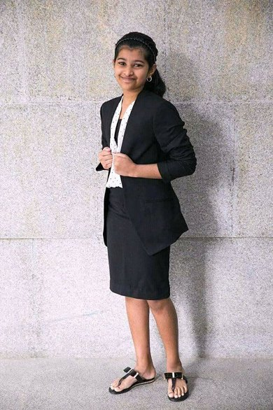 Divya Saasha Photo -- vijay daughter