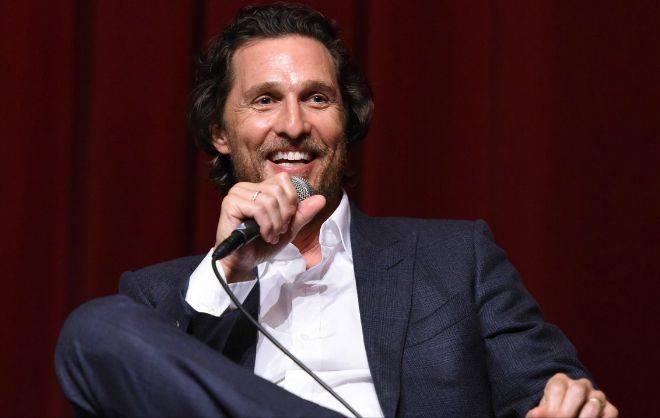 Matthew McConaughey Height, Weight, Age, Wiki, Biography, Net Worth, Facts - Matthew McConaughey