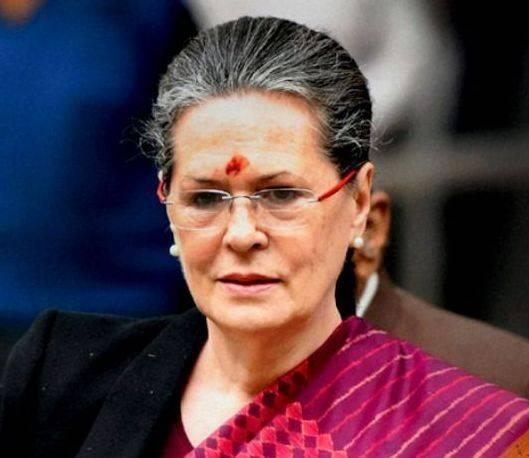 Sonia Gandhi Biography, Wiki, Age, Height, Husband, Children, Family - Sonia Gandhi