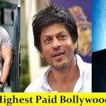 Top 10 Best Paid Bollywood Actors in 2019 (Male)