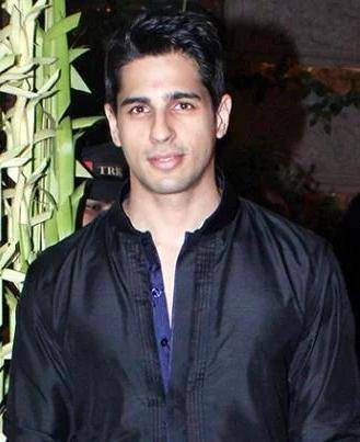 Sidharth Malhotra Contact address