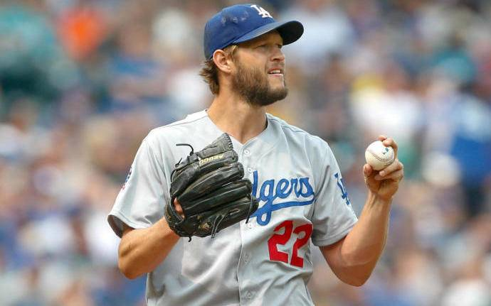 Clayton Kershaw Current team