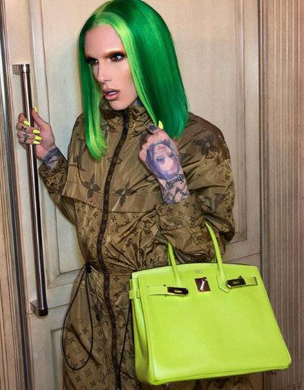 Net worth of Jeffree Star