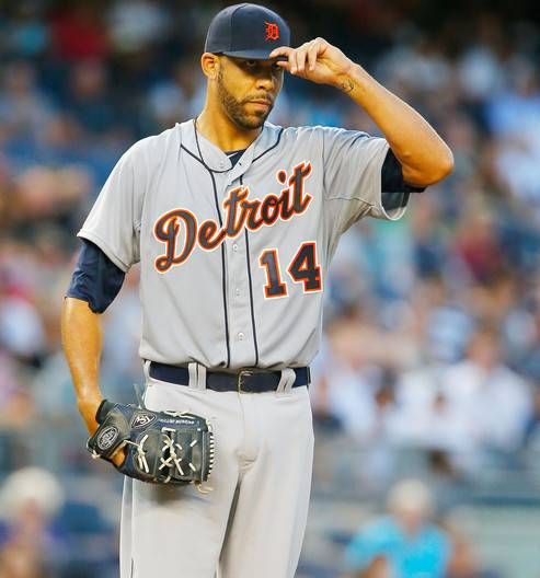 David Price Detroit Tigers