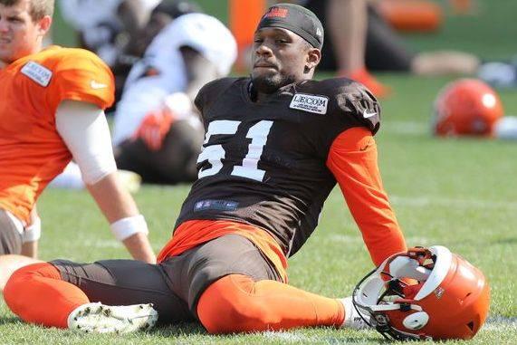 Mack Wilson position