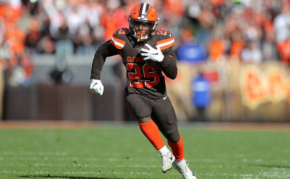 Duke Johnson Statistics
