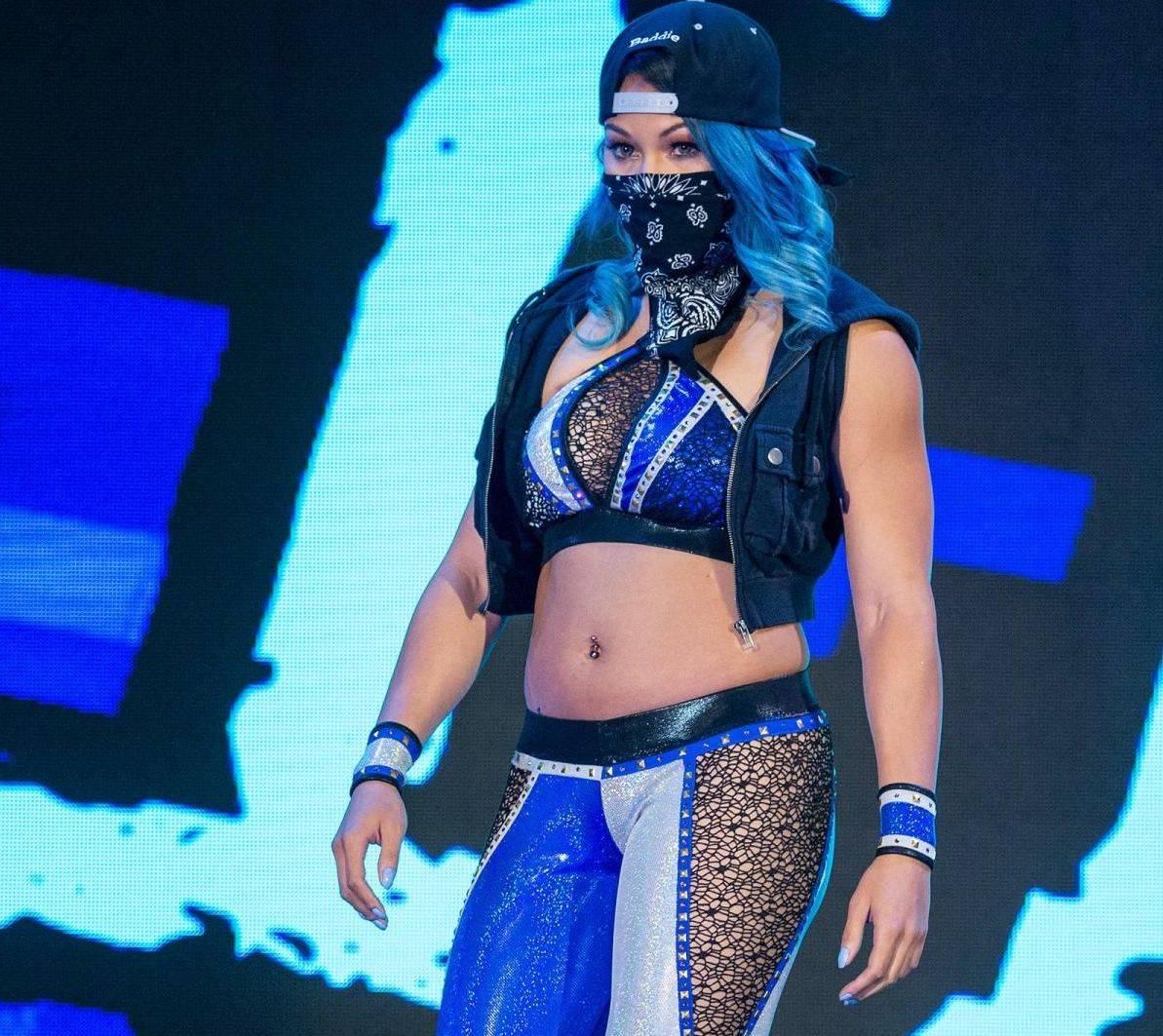 Mia Yim WWE