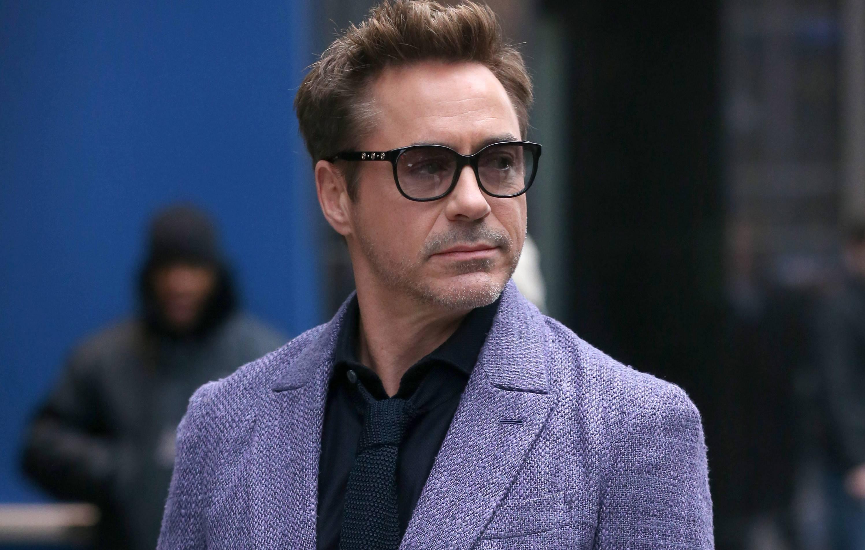 Robert Downey Jr. Parents