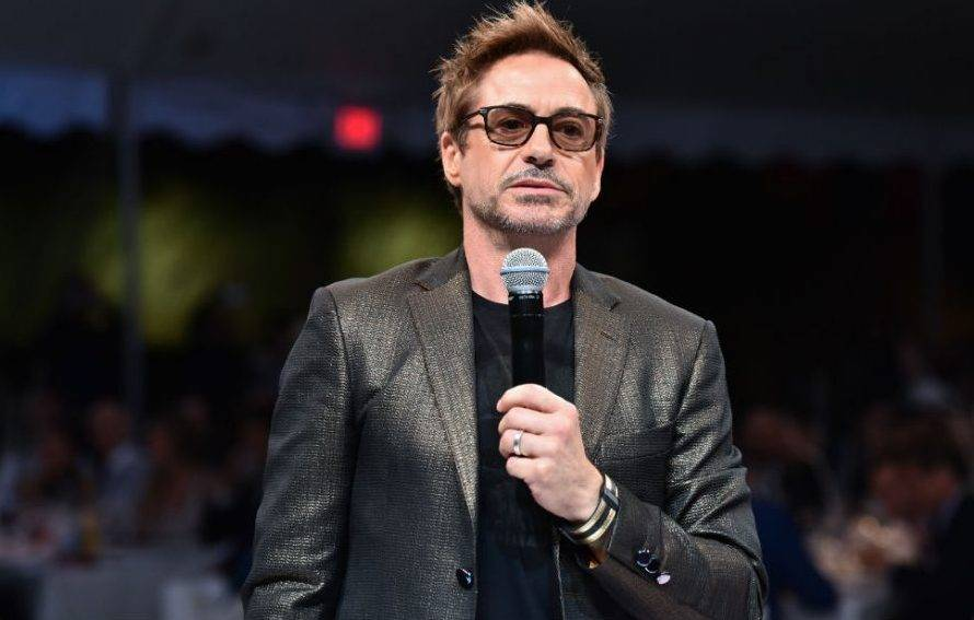 Robert Downey Jr. Television Shows