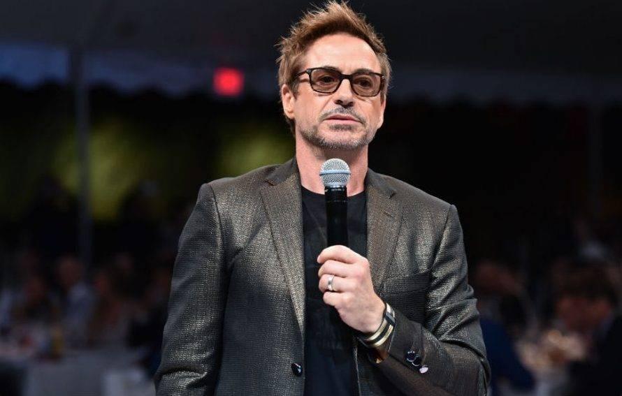 Robert Downey Jr. Television Shows