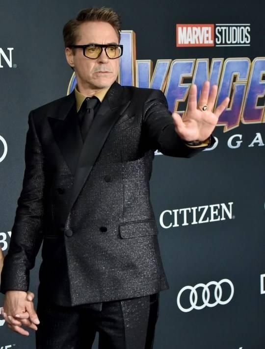 Robert Downey Jr. Awards