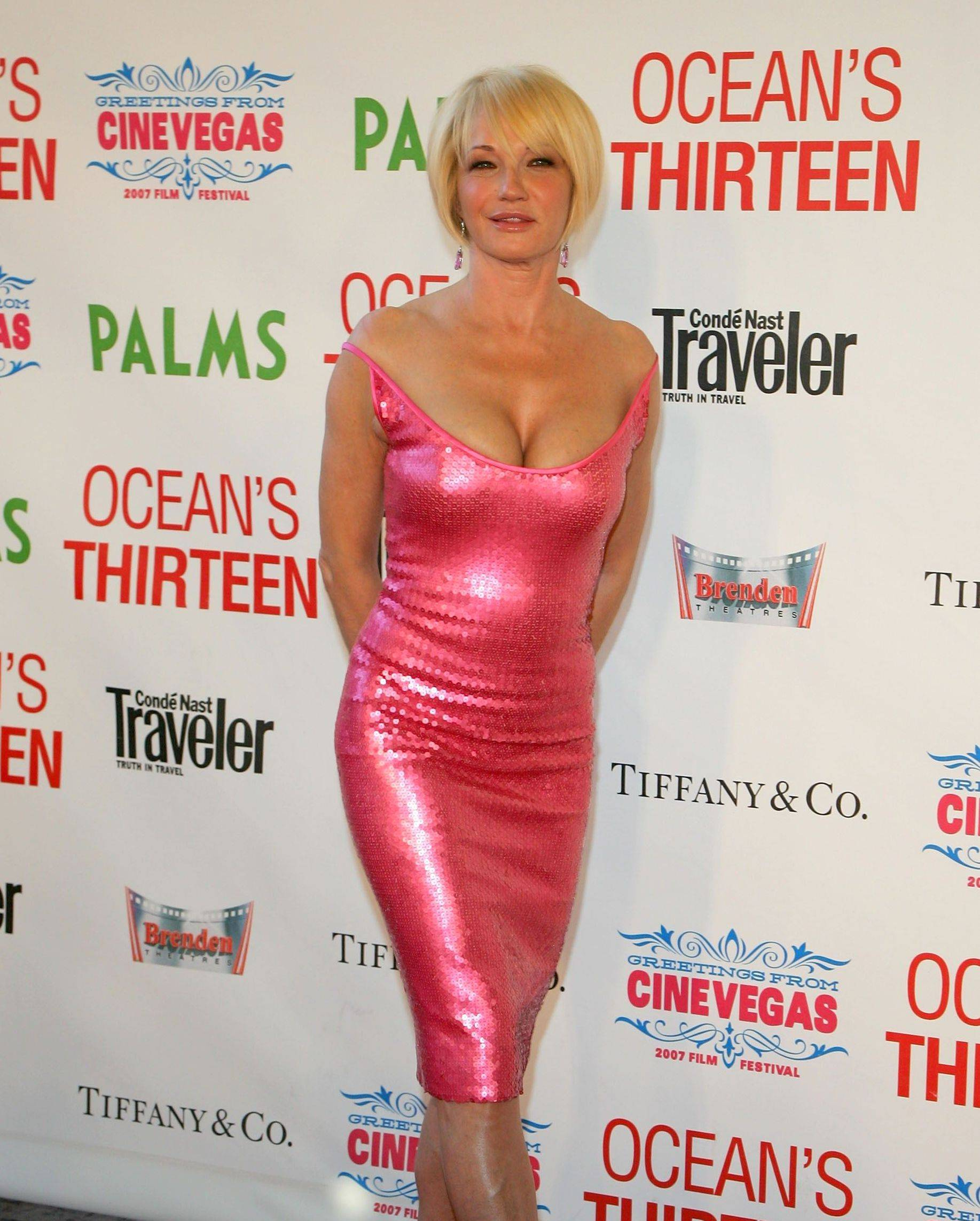 TV shows from Ellen Barkin