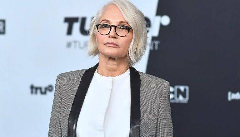 Ellen Barkin Producer