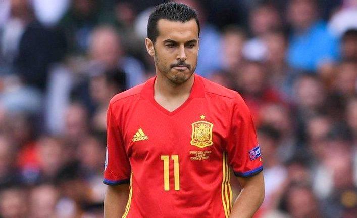 Pedro's international career