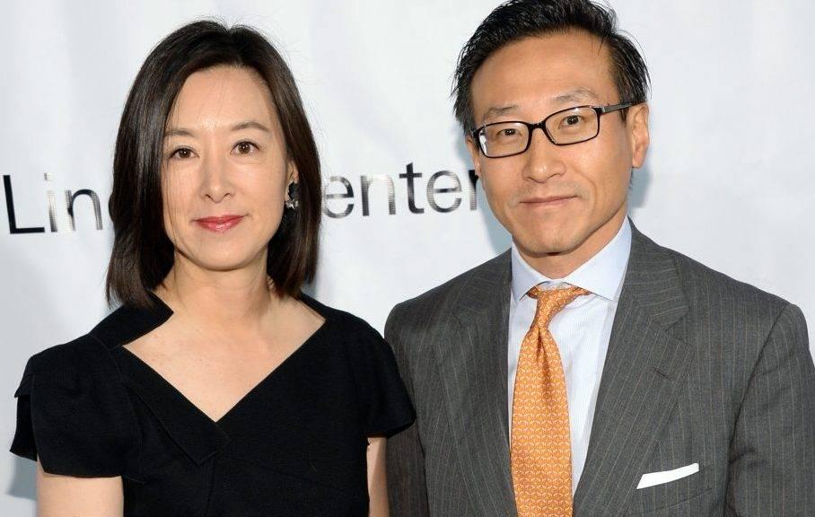 Joseph Tsai Wife