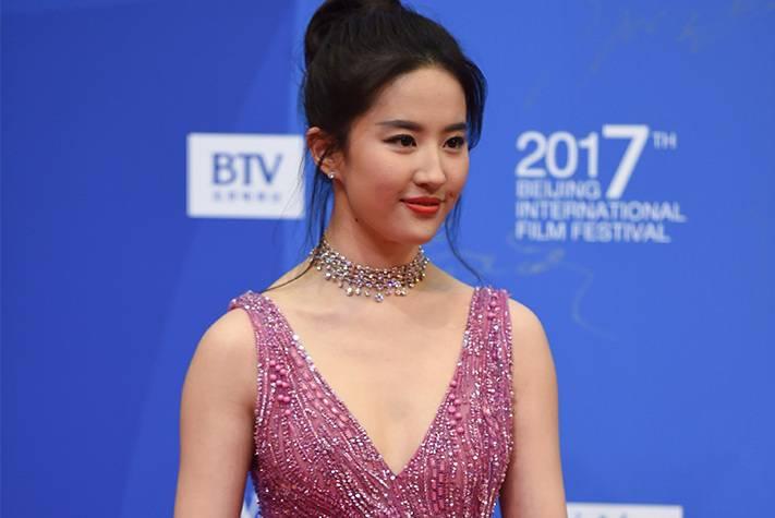 Liu Yifei movies