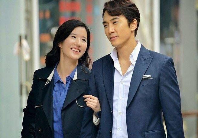 Liu Yifei's boyfriend