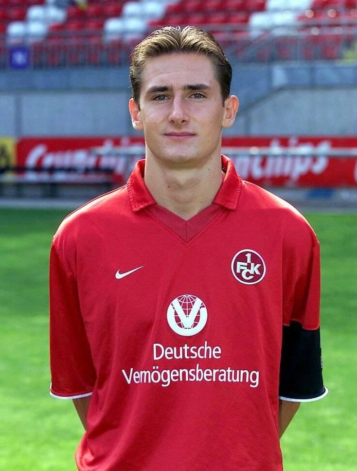 Miroslav Klose Kaiserslautern