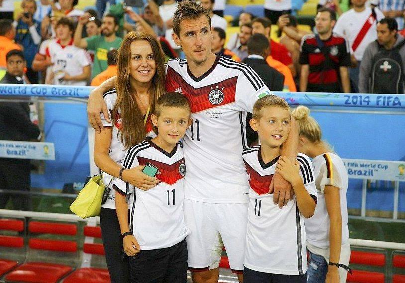Miroslav Klose family