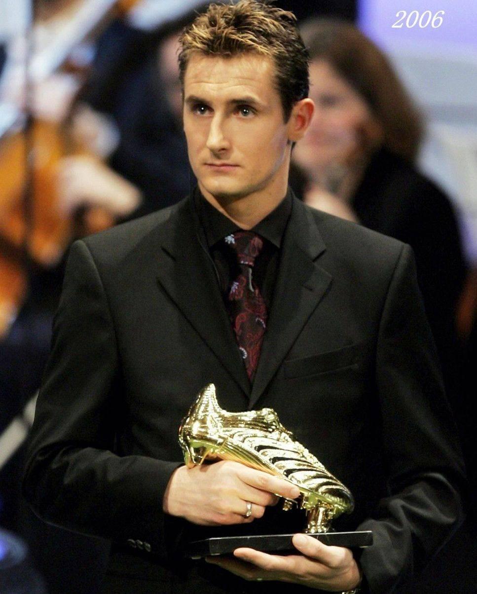 Miroslav Klose Honors