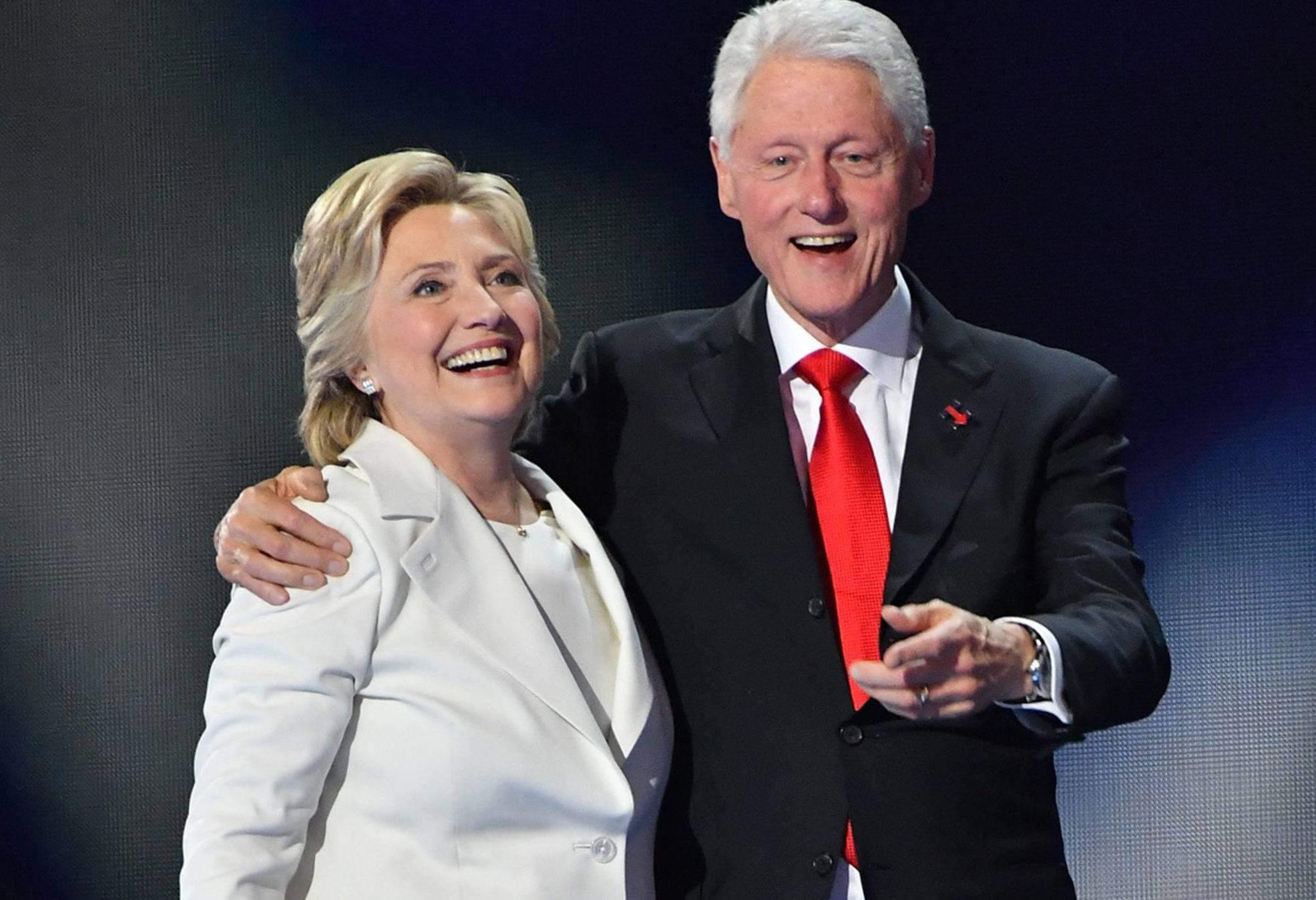 Bill Clinton wife