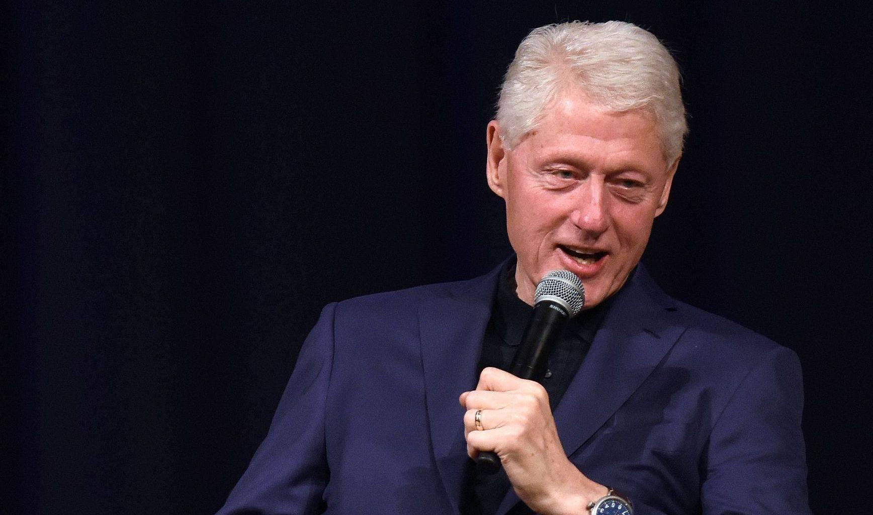 The net worth of Bill Clinton