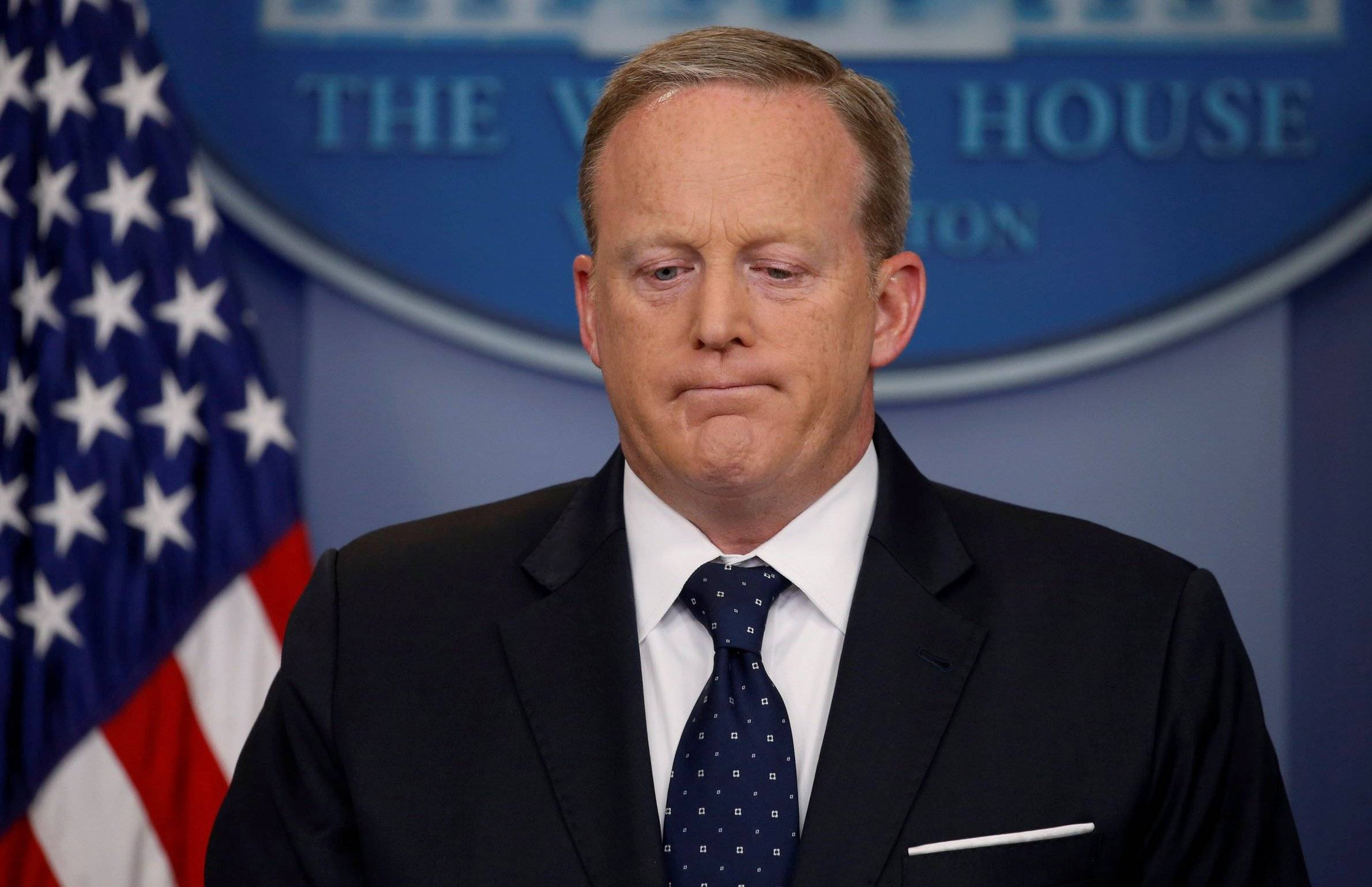 Sean Spicer, famous for