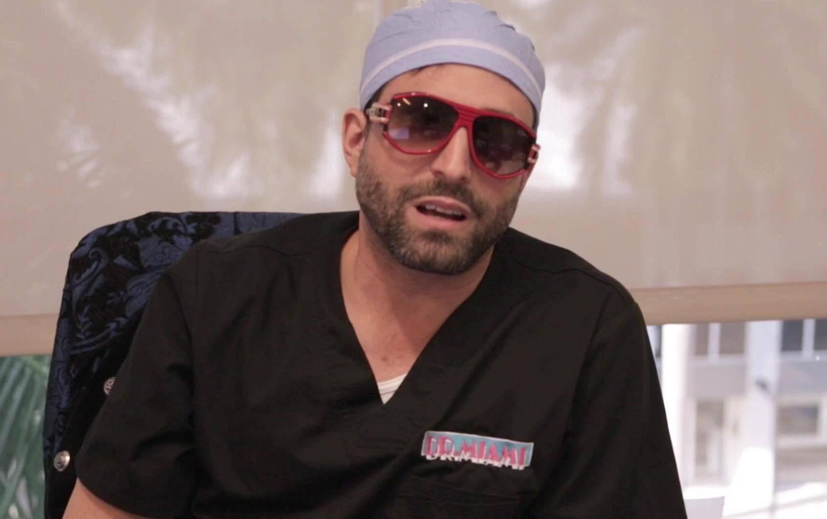Dr. Miami Net Worth