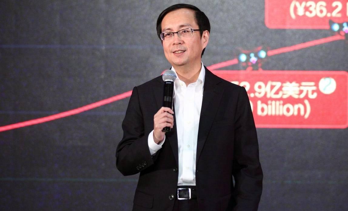 Daniel Zhang CEO
