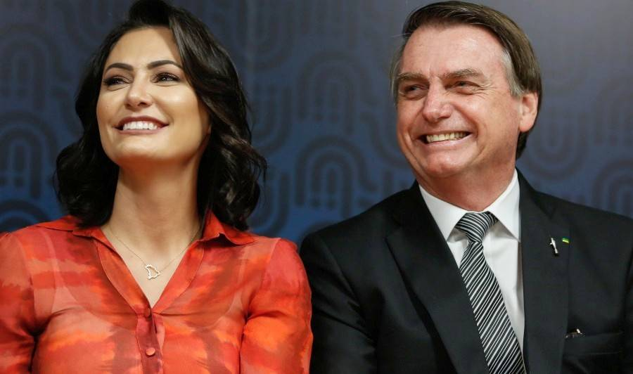 Michelle Bolsonaro Husband