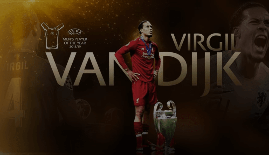 "virgil van dijk ""data-caption ="" Virgil van Dijk wins the UEFA Men's Player of the Year award ""data-source ="" https://www.uefa.com/uefachampionsleague/news/newsid=2618573.html"