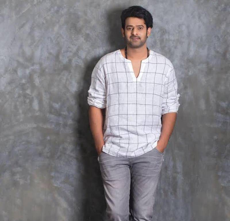 Prabhas height