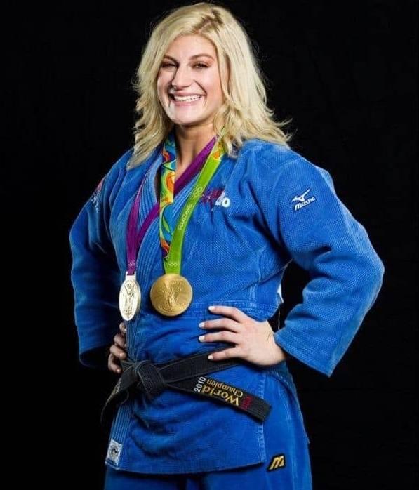 Kayla Harrison Championships