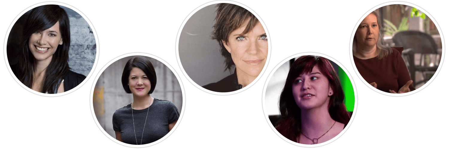Most Influential Women in the Gaming Industry - Most Influential Women in the Gaming Industry