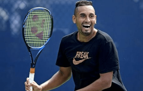 Nick Kyrgios Biography - Nick Kyrgios Biography