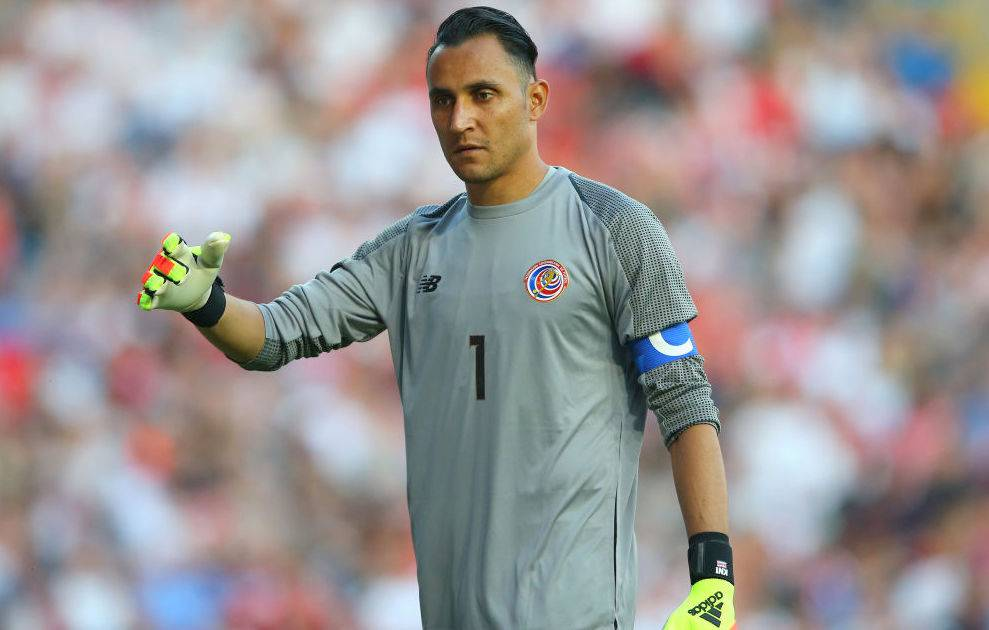 Keylor Navas Biography - 1567459952 Keylor Navas Biography