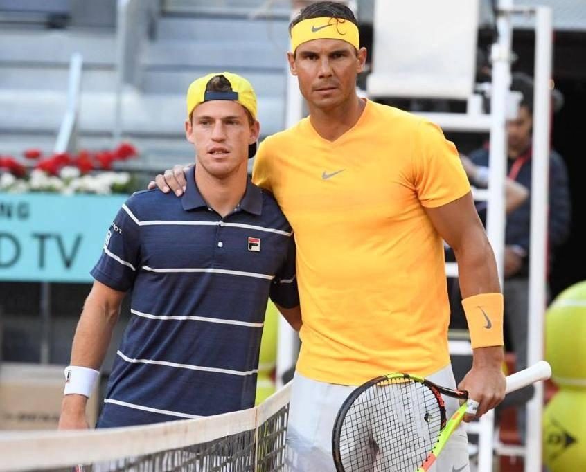 Diego Schwartzman Tennis