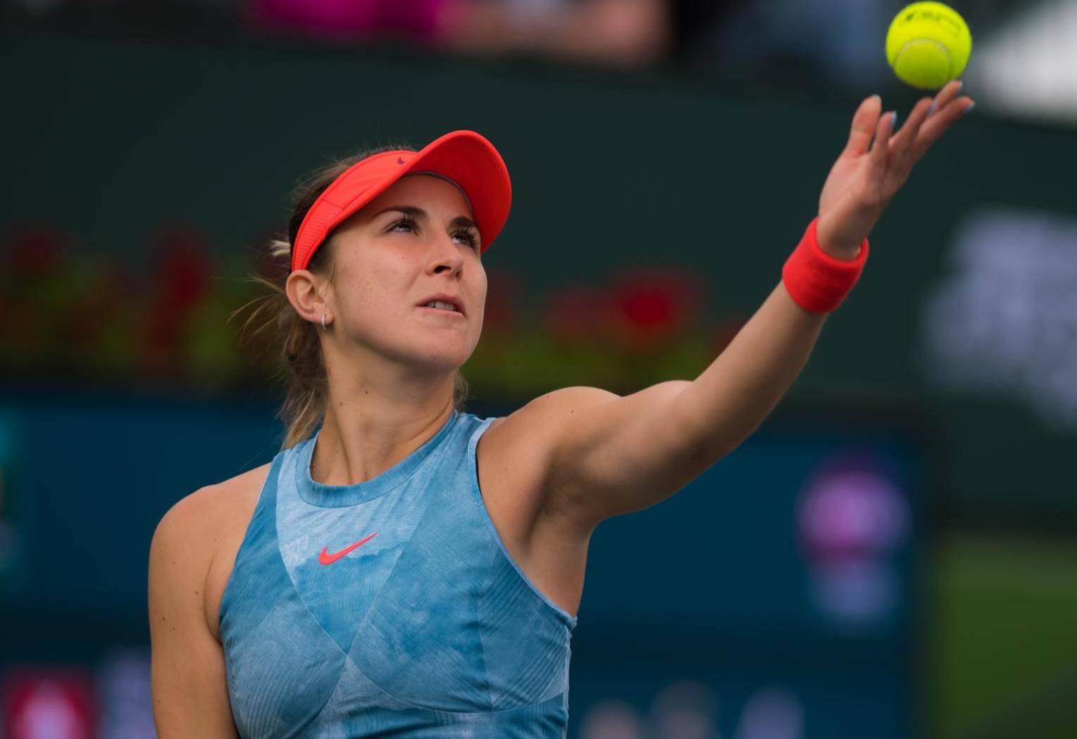 Belinda Bencic Tennis