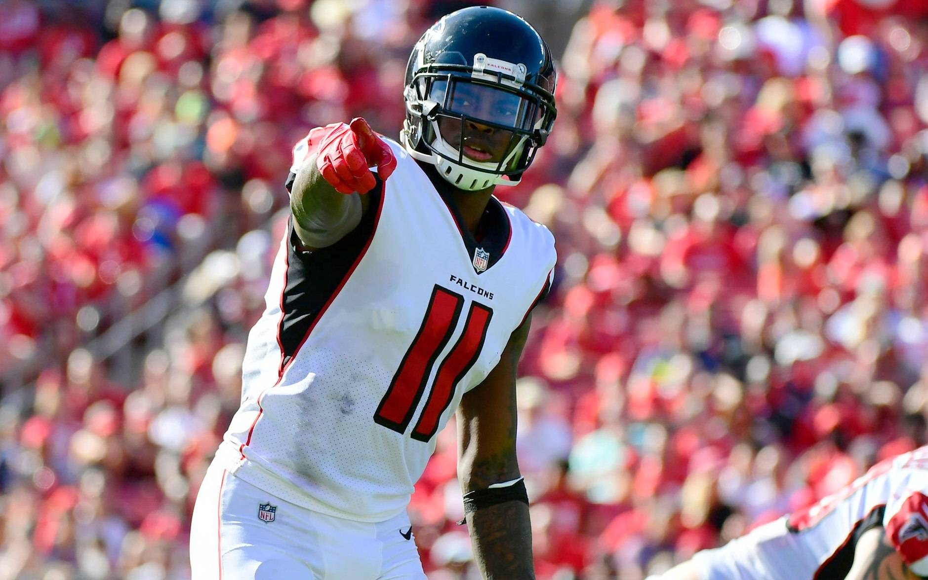Julio Jones records