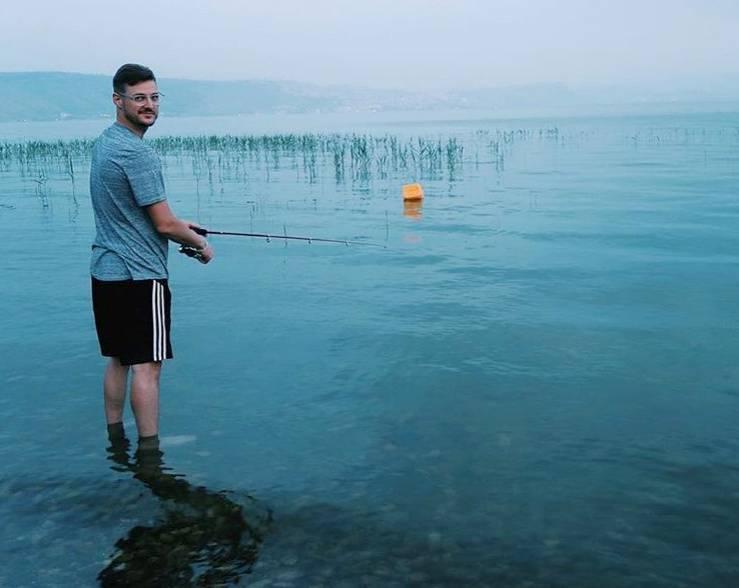 "Jarrid Wilson Hobbies ""data-caption ="" Jarrid Wilson loved to fish. ""Data-source ="" Instagram @ jarridwilson"